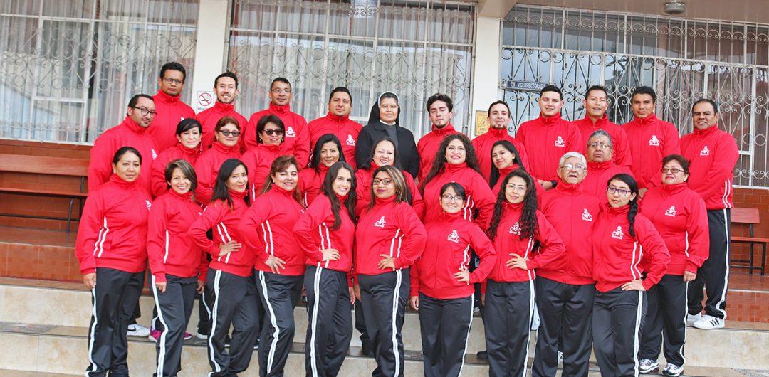 Colegio Bethlemitas Quito Docentes